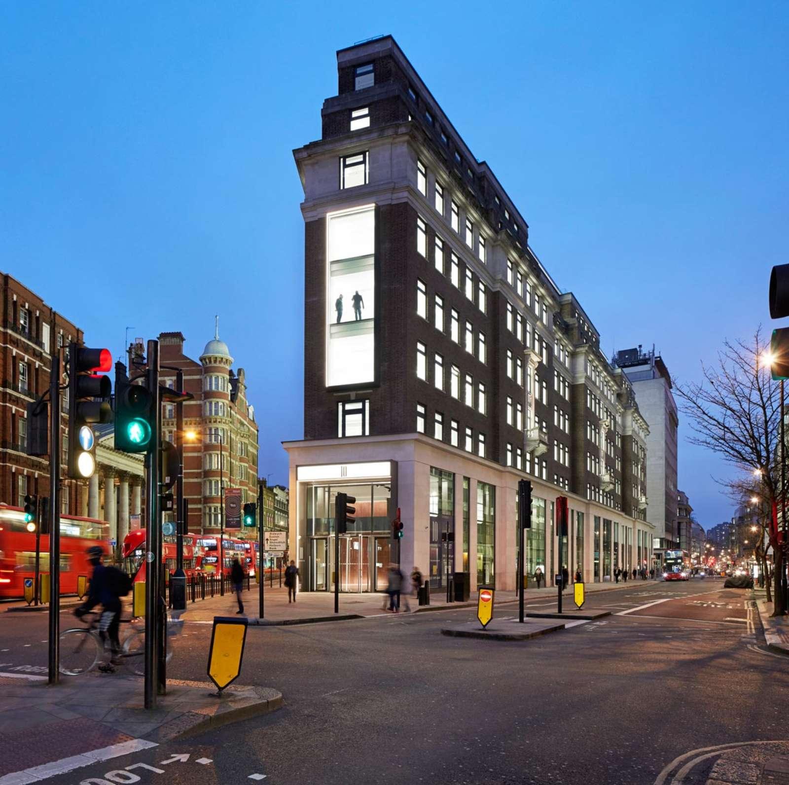 10 Bloomsbury Way