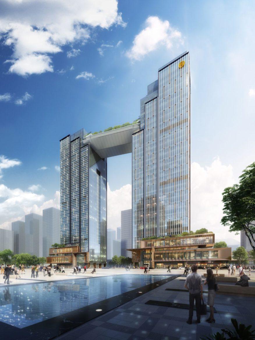 Huabang International Centre