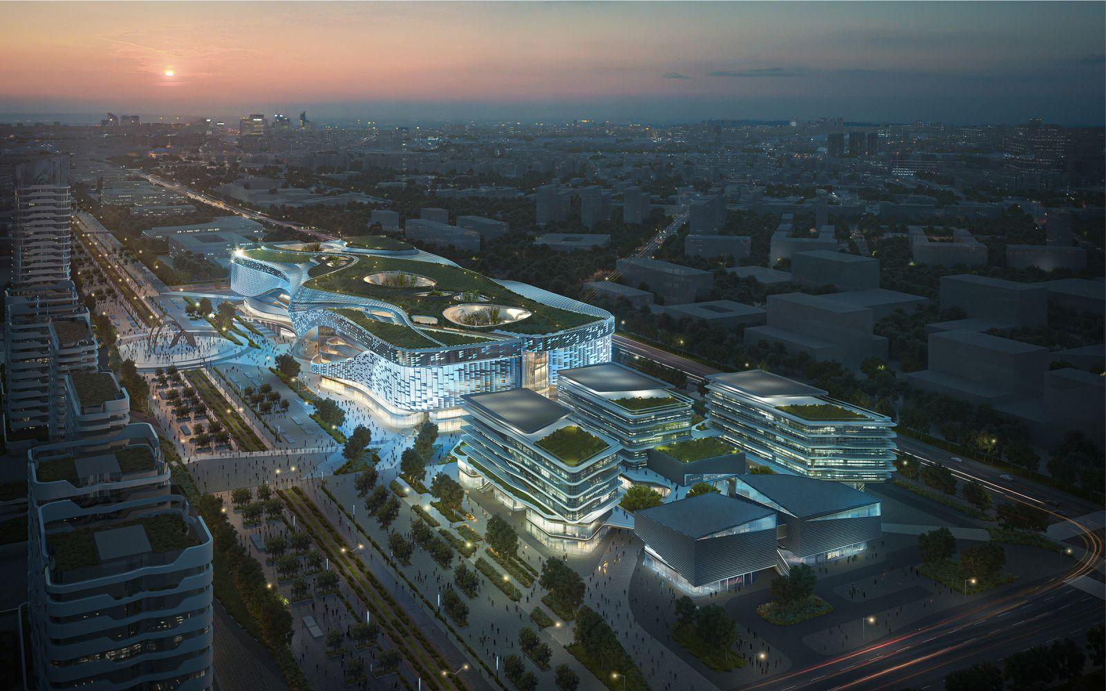 Nanjing Dajiaochang Airport