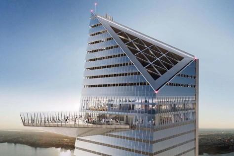 30 Hudson Yards Observation Deck