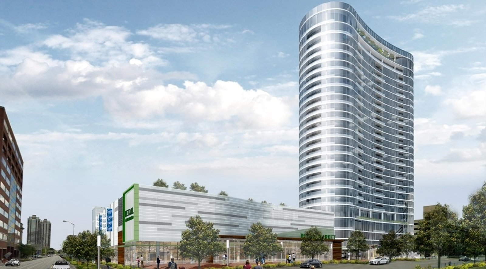 Break Ground 360 Market Square By Rtkl A As Architecture