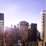Break ground ceremony for 425 Park Avenue by Foster + Partners