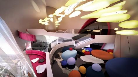 49 Storey Residential Arte S