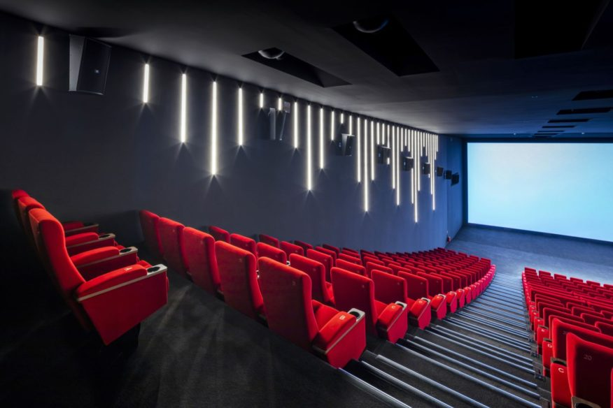 Alésia cinema