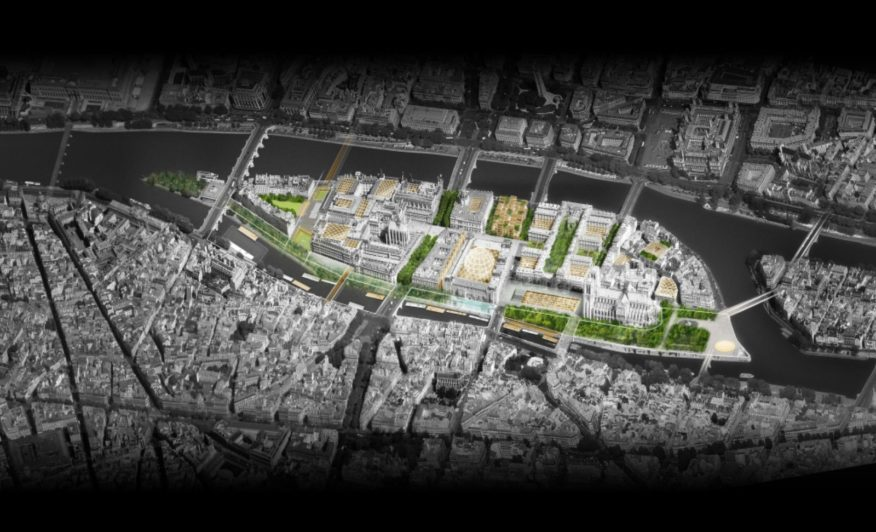 A New Future for the Île De La Cité
