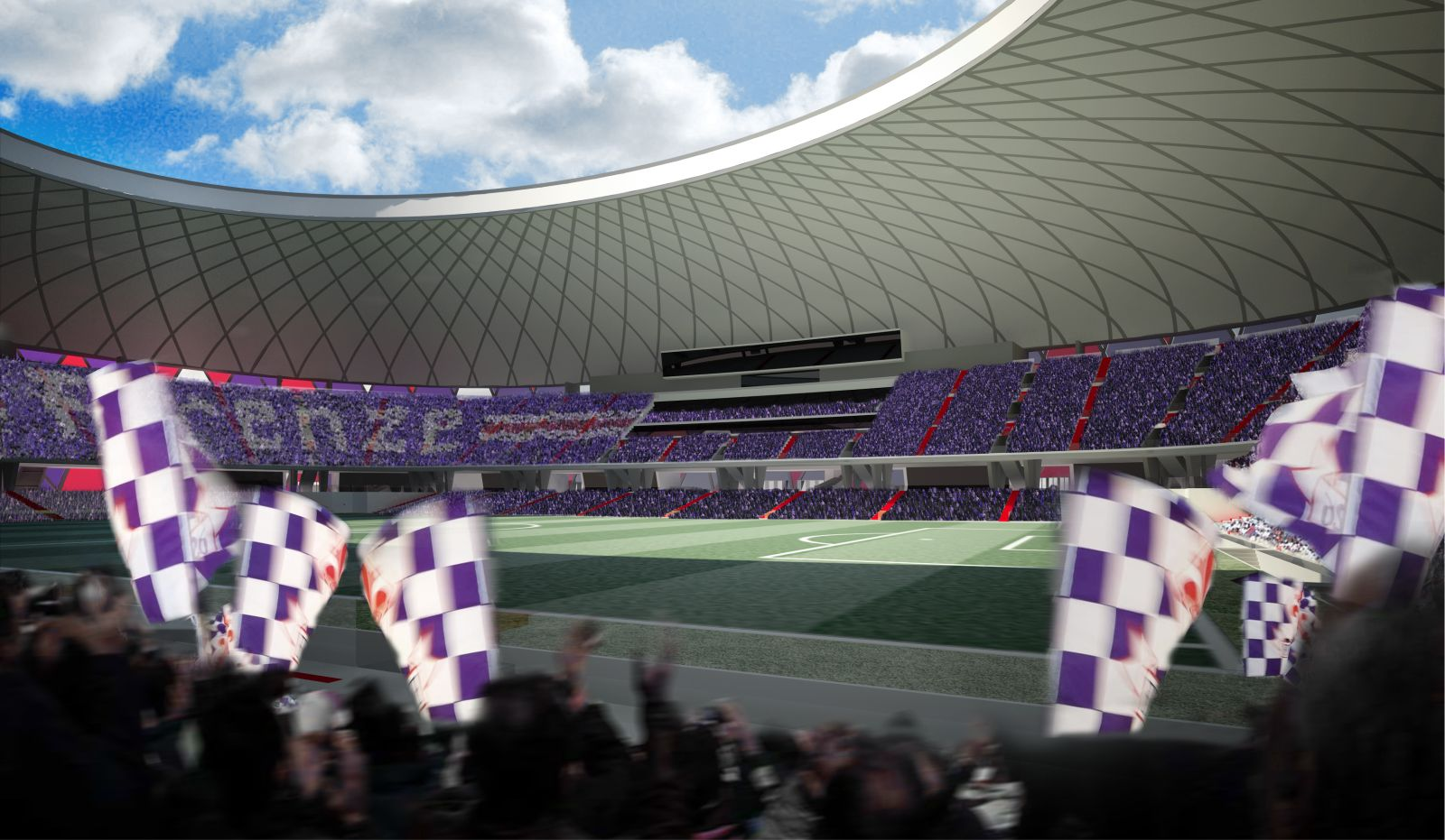 new stadium in Florence