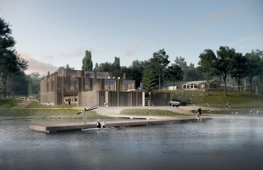Denmark's Rowing Stadium