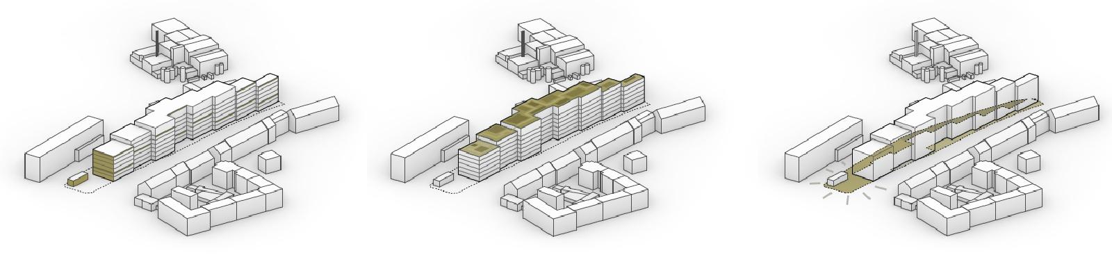 CLT buildings