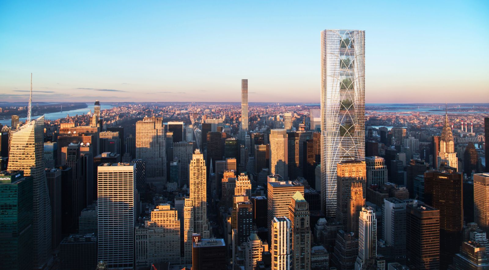 Reimagine a New York City Icon