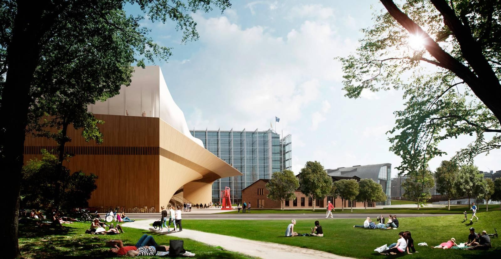 Helsinki Central Library