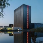 AM4 data centers Equinix by Benthem Crouwel Architects
