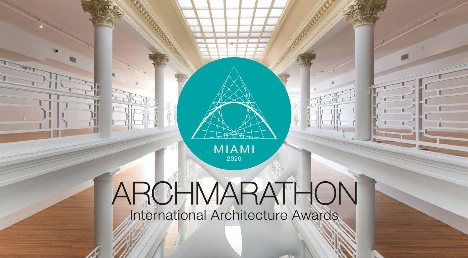 ARCHMARATHON Awards Miami 2020