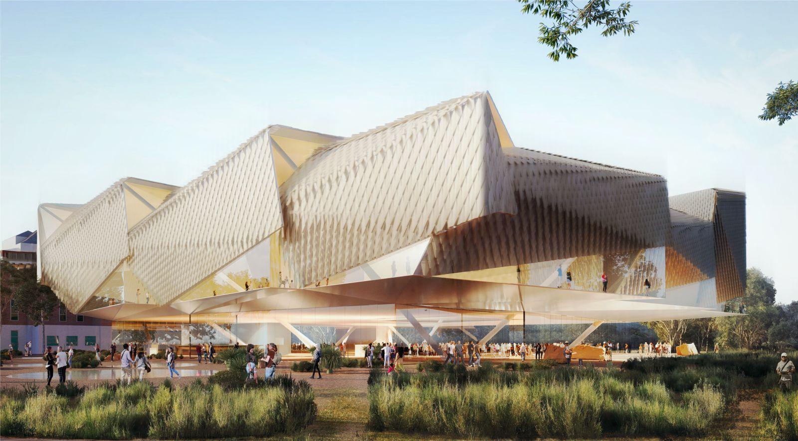 Aboriginal Art and Cultures Centre
