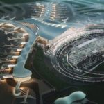 Abu Dhabi International Airport Midfield Terminal Complex by KPF receive 2017 Accolade
