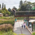 Adelaide Botanical Gardens Wetland by Taylor Cullity Lethlean