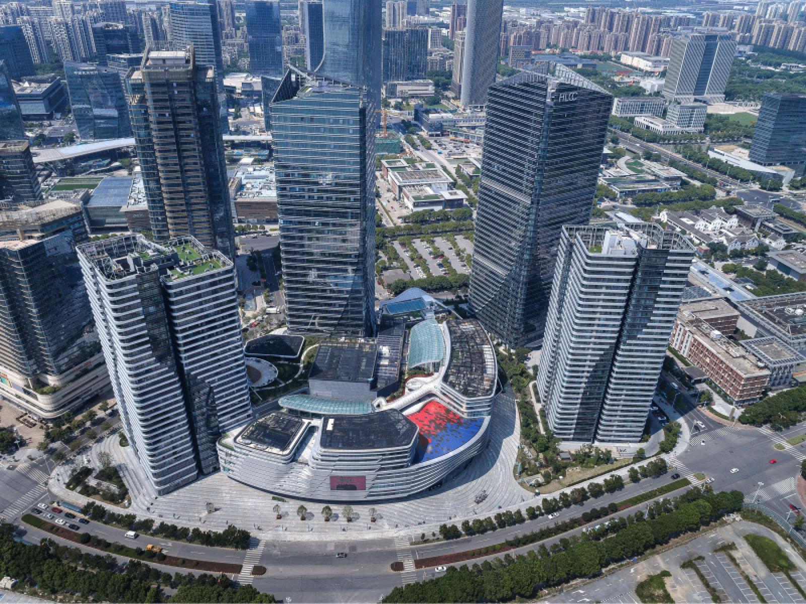 Guangzhou CCCC Centre