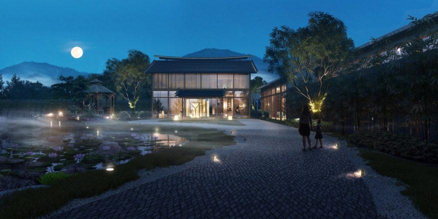 Zhuhai Hengqin Tianhu Hotel