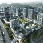 Aedas wins design competition for Zhuhai Hengqin International Hi-tech Innovation Park