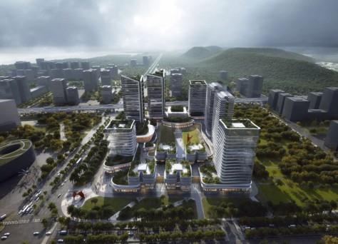 Zhuhai Henqin International Hi-tech Innovation Park