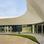 Al Jazeera Headquarter Doha by Veech X Veech