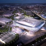 Al Rayyan Stadium by Pattern Architects