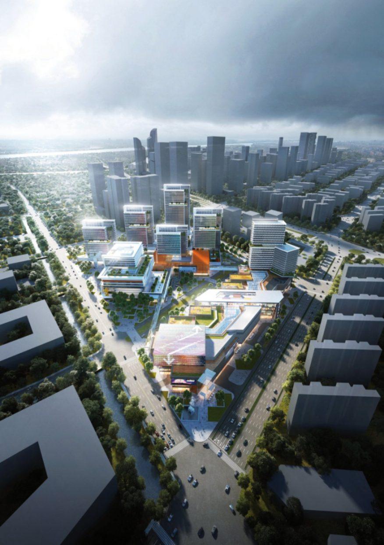 Alibaba Jiangsu Headquarters
