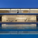 Aluminum House Madrid by Fran Silvestre Arquitectos