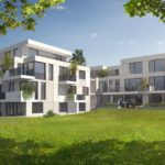 Am Platz Residential building by Söhne & Partner architekten