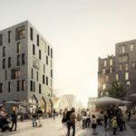 Amager Commons Quarter Masterplan by C.F. Møller