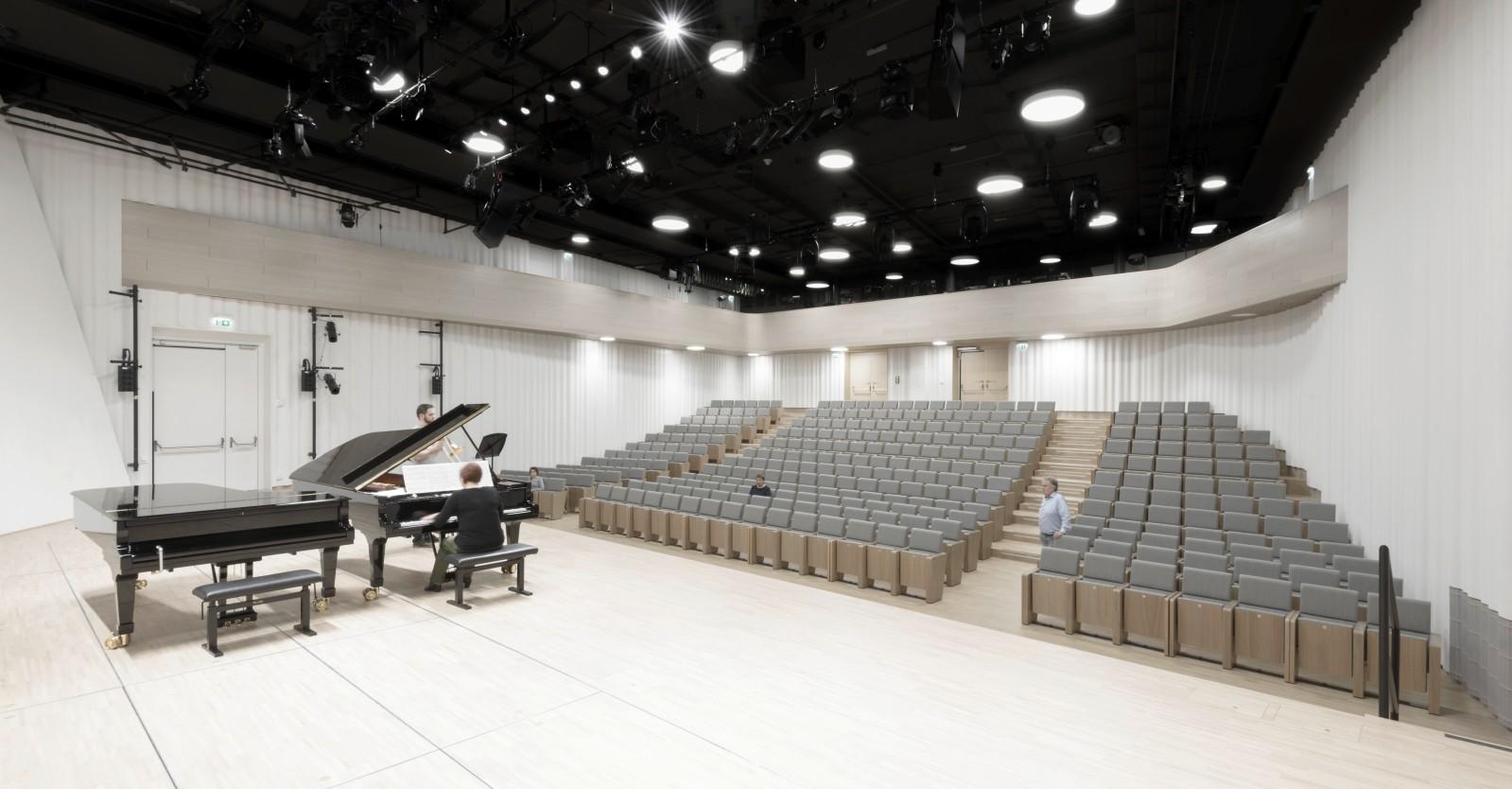 Anton Bruckner University for Music, Acting and Dance Arts