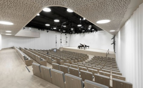 Anton Bruckner University for Music, Acting and Dance Arts