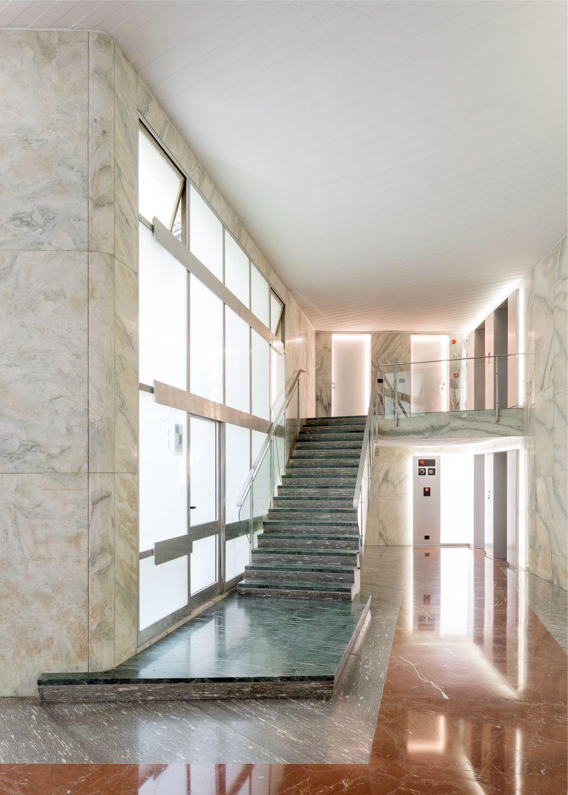 Galleria San Carlo and of Galleria Passerella 2