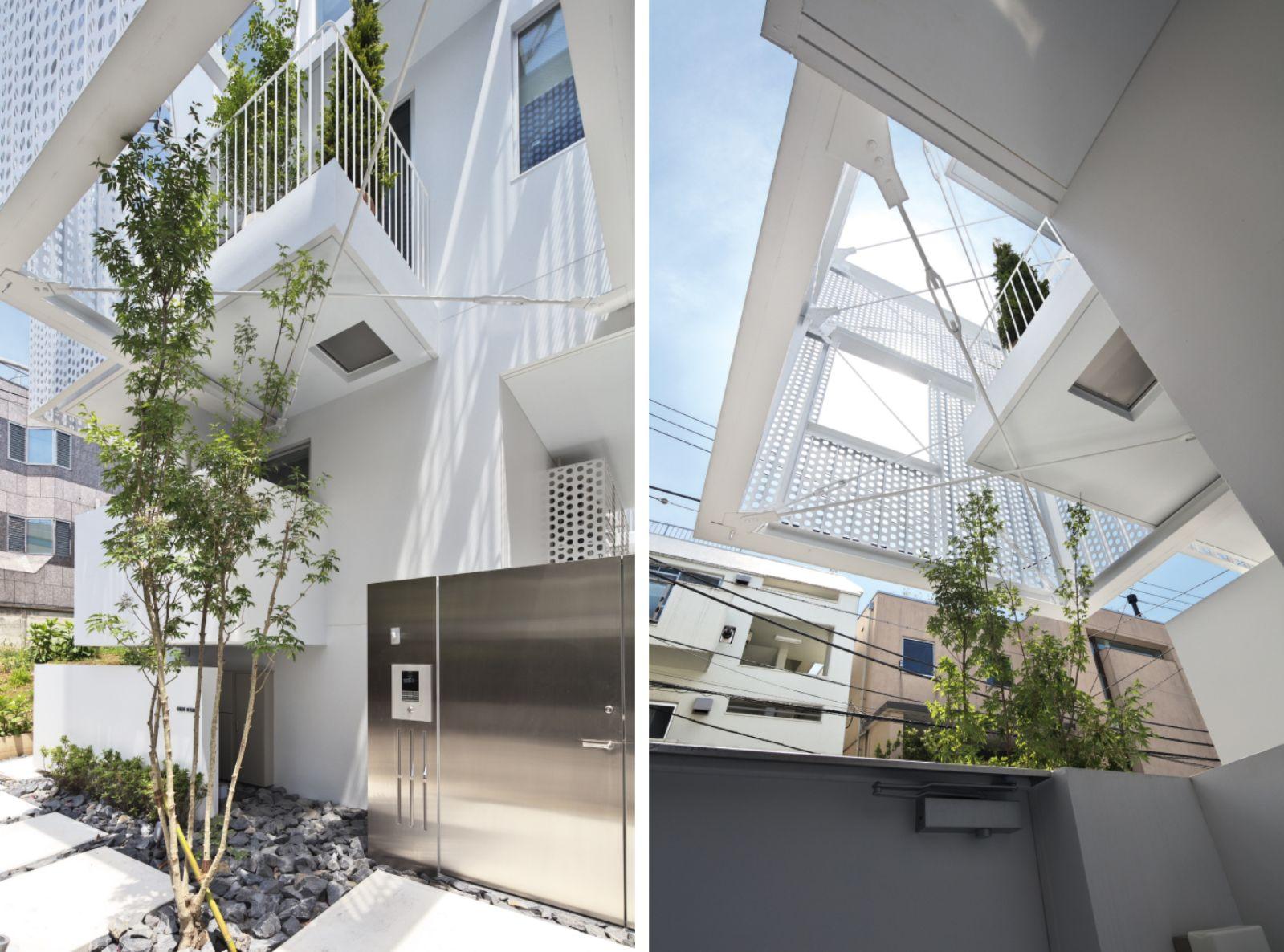 Apartment in Minami-Azabu
