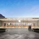 Apple Store in Stanford Palo Alto by Bohlin Cywinksi Jackson