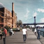 Approved Two Trees Management's plans for Domino Refinery