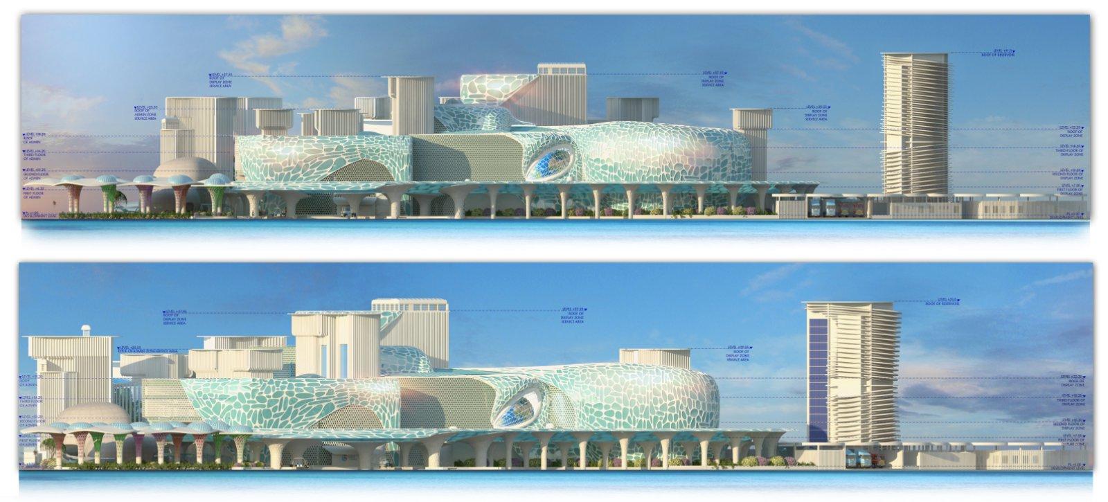 Arabian Sea Oceanarium