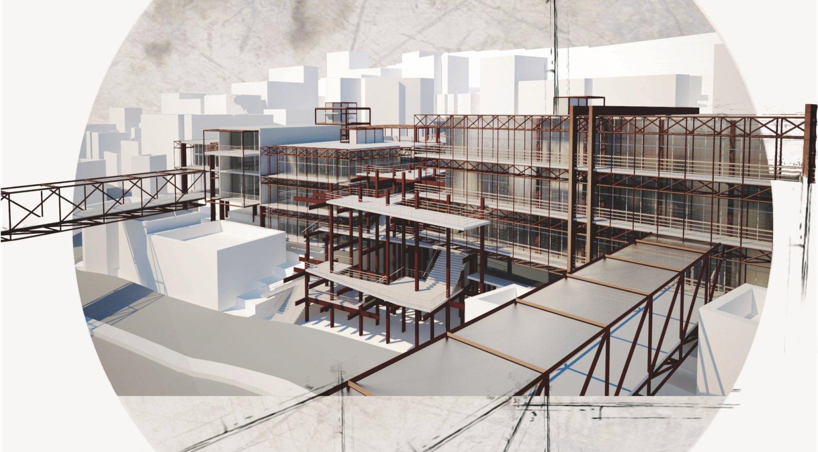 Architectural Experimental Campus
