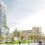 Arkitema Architects selected for the new plan Faste Batteri