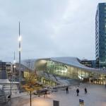 Arnhem Central Transfer Terminal completed by UNStudio