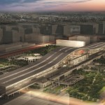 Astana Train Station by Tabanlioglu Architects
