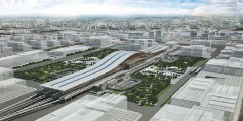 Astana Train Station