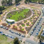 Australia's newest botanic garden by TCL, Paul Thompson and Peter Elliot