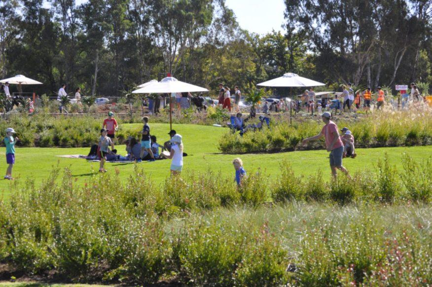 Australian botanic garden