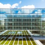 Avenue Leclerc Office Building by AZC