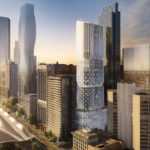 Awarded planning approval for 600 Collins Street by Zaha Hadid Architects