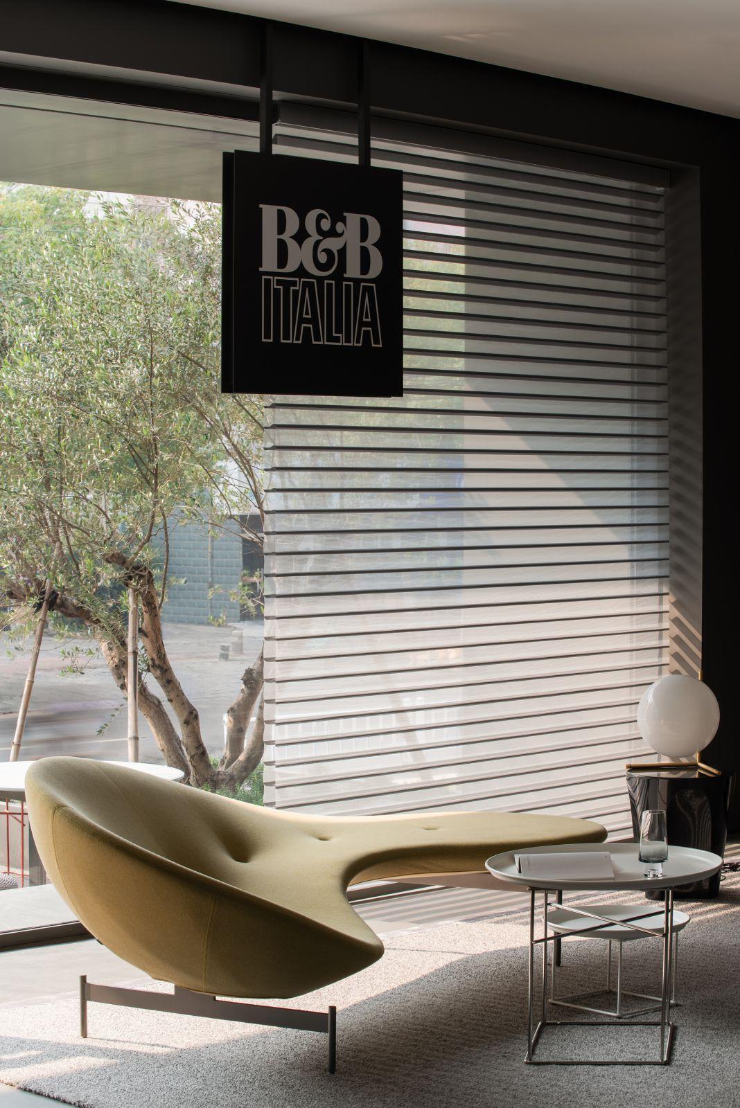 B&B ITALIA Showroom
