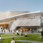 BART//BRATKE & Matthijs la Roi Architects proposal for New Concert Hall Nuremberg