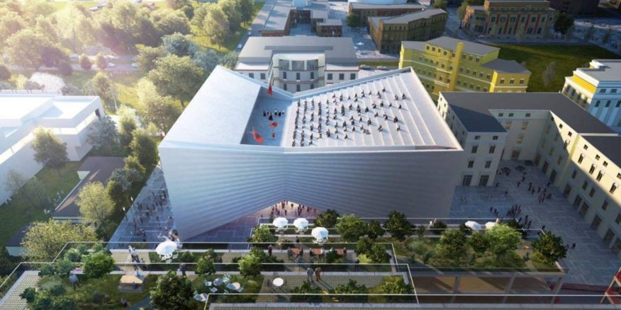 New National Theatre of Albania
