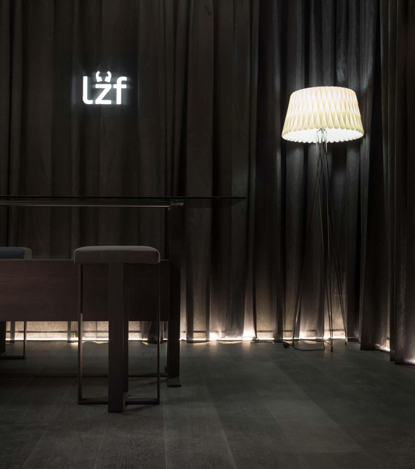 Black Note LZF Lamps