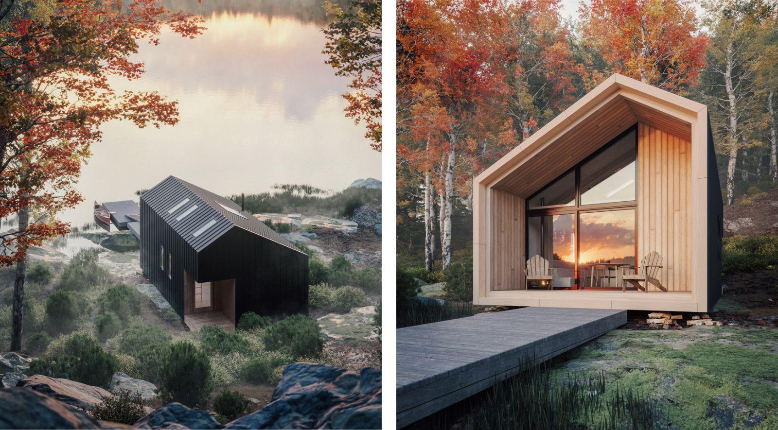 Backcountry Cabin